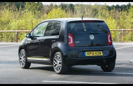 Volkswagen Street up!, rear