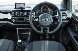 Volkswagen Street up!, cabin