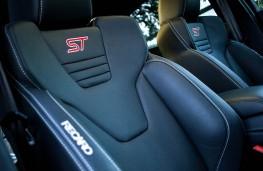 Ford Fiesta ST-Line, rear seats