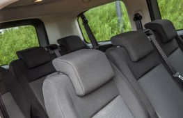 Citroen SpaceTourer, seats
