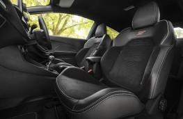 Ford Fiesta ST, 2018, seats