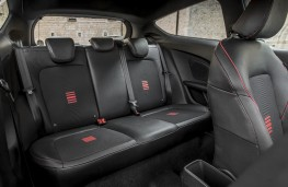 Ford Fiesta ST-Line, 2018, rear seats