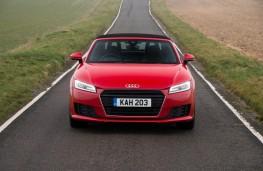 Audi TT Roadster, front