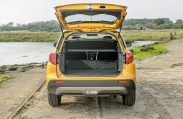 Suzuki Vitara, boot