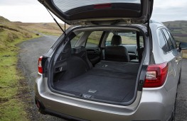 Subaru Outback, boot