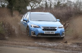 Making a spash - Subaru XV e-Boxer