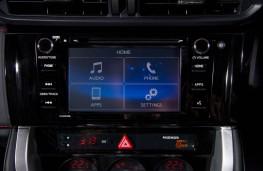 Subaru BRZ, dash detail