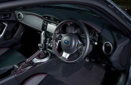 Subaru BRZ, dashboard