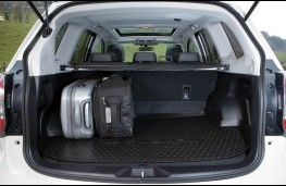 Subaru Forester, boot