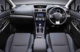 Subaru Levorg 2019 cockpit