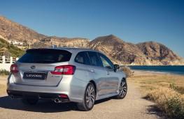 Subaru Levorg 2019 rear