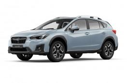 Subaru XV 2017 front threequarter