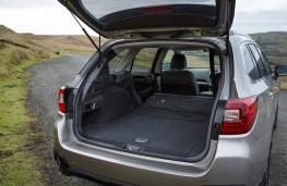 Subaru Outback, boot