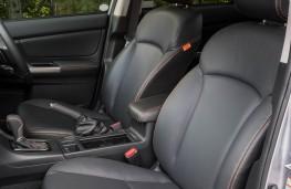 Subaru XV, front seats