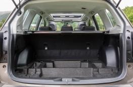 Subaru Outback, interior