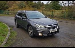 Subaru Outback 2.5i SE Premium