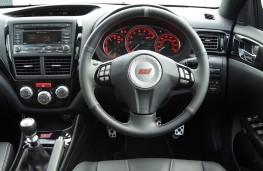 Subaru Impreza Cosworth, interior