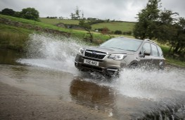 Subaru Forester, 2016, front