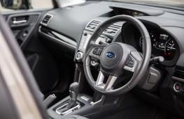 Subaru Forester, 2016, interior