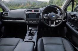 Subaru Outback, 2016, interior