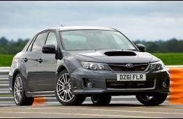 Subaru WRX STI 320, front