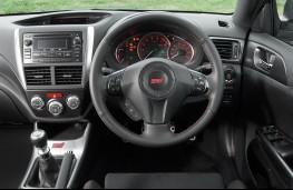 Subaru WRX STI 320, interior