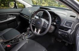 Subaru XV, 2016, interior