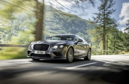 Bentley Continental Supersports, 2017, front
