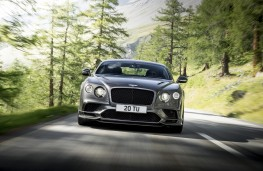 Bentley Continental Supersports, 2017, nose
