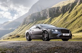 Bentley Continental Supersports, 2017, side
