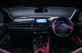 Toyota GR Supra 2.0-litre, 2021, interior