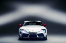 Toyota GR Supra 2.0-litre, 2021, nose