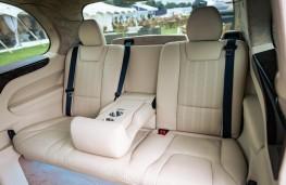 Sutton VIP LEVC Taxi, 2021, rear seats