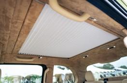 Sutton VIP LEVC Taxi, 2021, sunroof