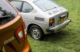 Suzuki Whizzkid, 1982, rear