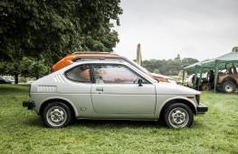 Suzuki Whizzkid, 1982, side