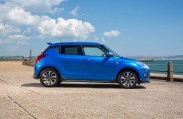 Suzuki Swift 1.2 Dualjet Attitude, side static