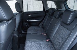 Suzuki Vitara, rear seats