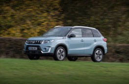 Suzuki Vitara, side action