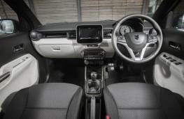 Suzuki Ignis, dashboard 2