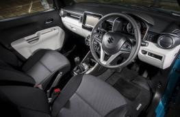 Suzuki Ignis, dashboard