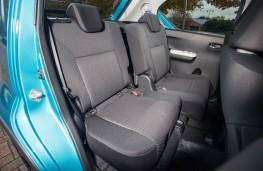 Suzuki Ignis, rear seats