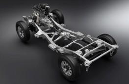 Suzuki Jimny 2019 chassis