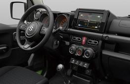 Suzuki Jimny 2019 fascia