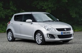 Suzuki Swift 2013 front
