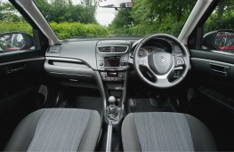 Suzuki Swift 2013 interior
