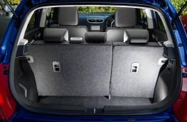 Suzuki Swift 4x4, boot