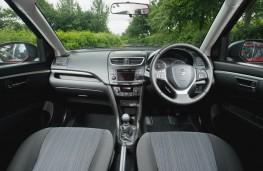 Suzuki Swift 4x4, dashboard