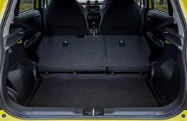 Suzuki Swift Sport, boot