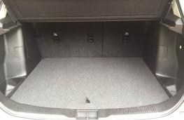 Suzuki SX4 S-Cross, boot
